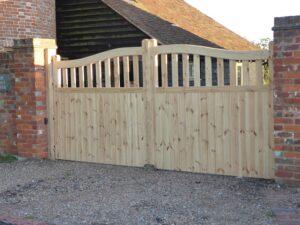 Driveway Gates - Garland Garage Door 2