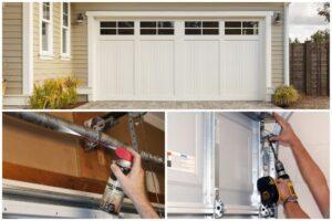 garage door maintenance - garland garage door 1